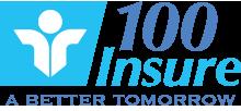 100Insure Logo